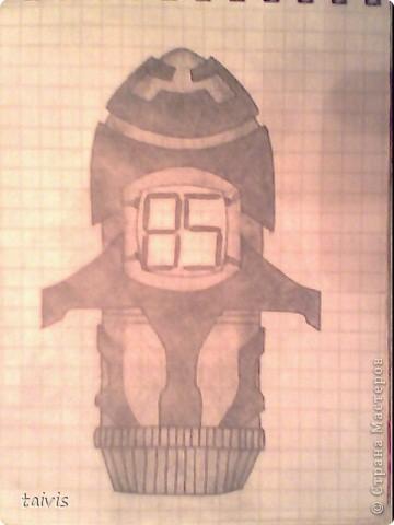Рисунки из блокнота фото 11