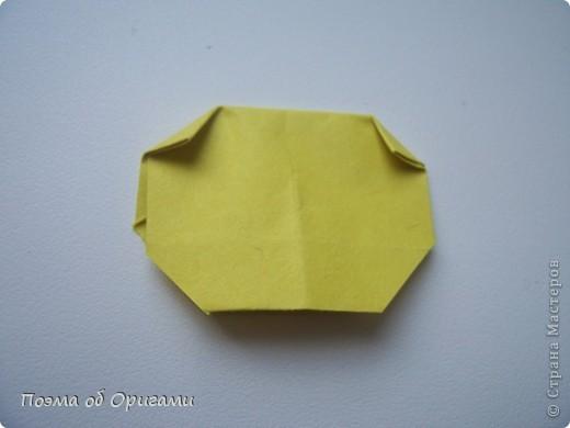 Эта башня составлена из одинаковых блоков и может быть логически продолжена до бесконечности: включать сколько угодно подобных секций и уровней. Поэтому эта модель отлично подходит для коллективной работы в коллективе. Модель этой симпатичной девушки носит имя НОА-чан и со времени со своего рождения даже успела стать символом Японской Ассоциации Оригами. фото 41