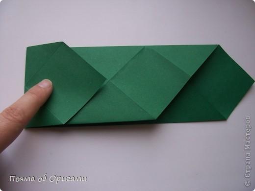 Эта башня составлена из одинаковых блоков и может быть логически продолжена до бесконечности: включать сколько угодно подобных секций и уровней. Поэтому эта модель отлично подходит для коллективной работы в коллективе. Модель этой симпатичной девушки носит имя НОА-чан и со времени со своего рождения даже успела стать символом Японской Ассоциации Оригами. фото 7