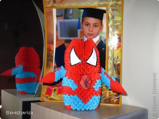 Человек-паук фото 2