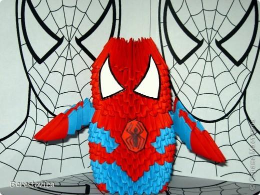 Человек-паук фото 1