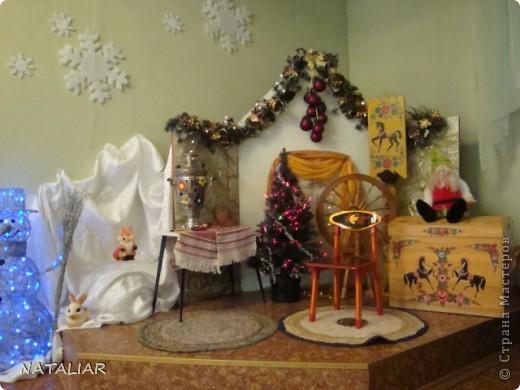 музыкальный зал к новому году в детском саду фото 2