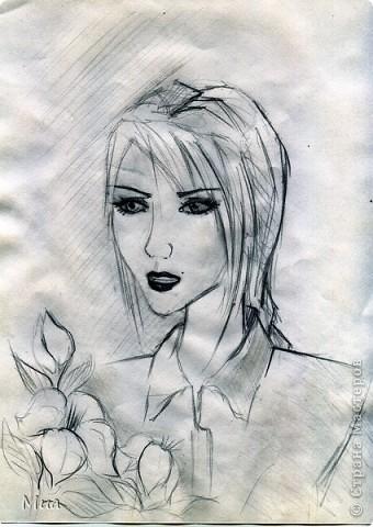 Мои рисунки фото 6