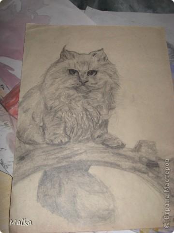 Гуашь, бумага (11 лет) фото 11