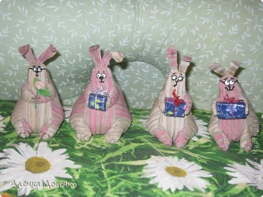 Ангельские тётушки))) в руках у них мешочки со счастьем  фото 4