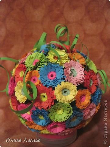 А вот и наш цветочек фото 2