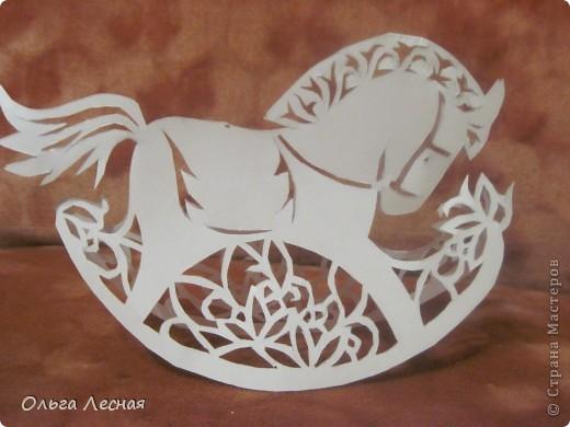 А вот и наша лошадка прискакала фото 2