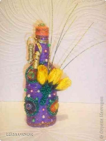 Бутылочка в подарок. фото 1