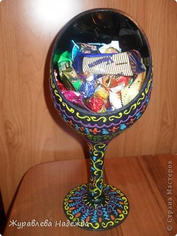 вазочка для конфет фото 1