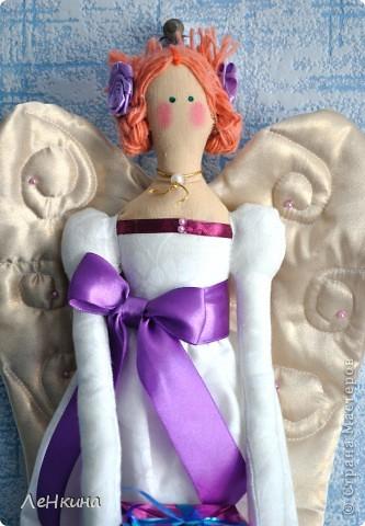 Вот такой ангел улетел на день рождения знакомой девочке! фото 3