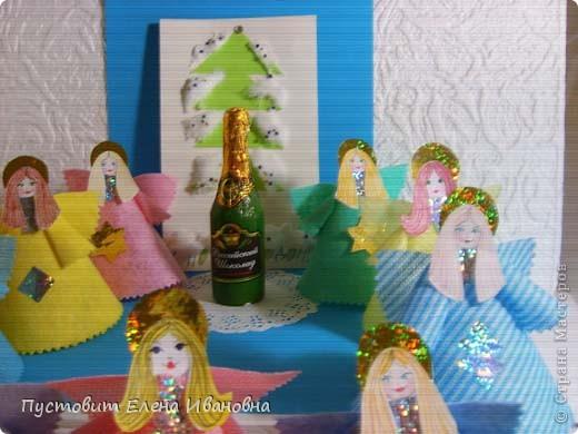 Такой вот рождественский хоровод. фото 2