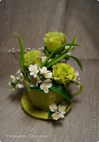"""""""зелёный чай с жасмином"""""""