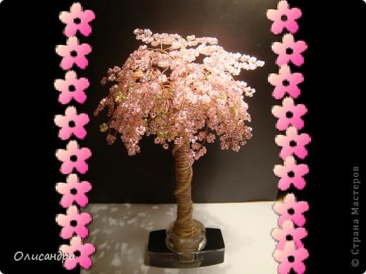 Не так давно обратила внимание на деревья из бисера...Мне казалось,что сделать это самой нереально...Но я люблю пробовать что-то новое, поэтому ,порывшись в интернете ,выбрала мастер-класс http://home-sweet.ru/archives/847,  о Стране Мастеров я тогда еще не знала... Решила делать сакуру... фото 7