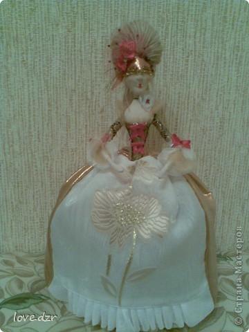 Моя мечта сбылась наконец-то я сделала свою авторскую куклу. фото 1