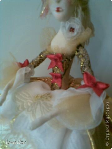 Моя мечта сбылась наконец-то я сделала свою авторскую куклу. фото 8