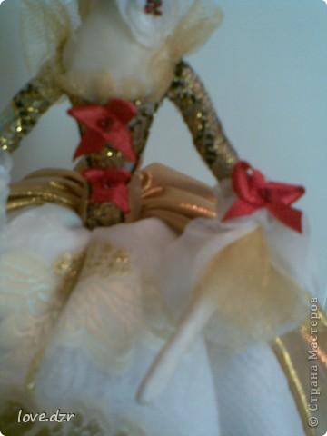 Моя мечта сбылась наконец-то я сделала свою авторскую куклу. фото 10
