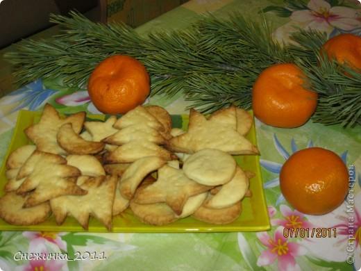 Печенье к Рождеству