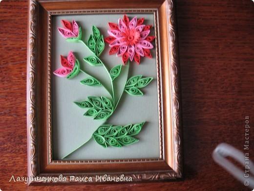 """Корзина с цветами. По книге Светланы Букиной """"Квиллинг: волшебство бумажных завитков"""" фото 9"""