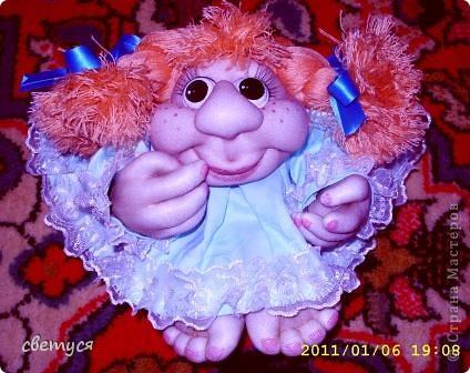 Кукла-попик Нюша фото 1