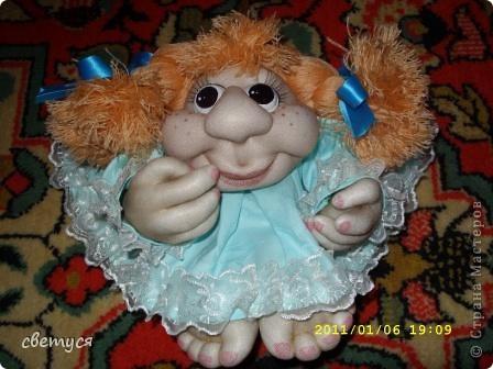 Кукла-попик Нюша фото 2