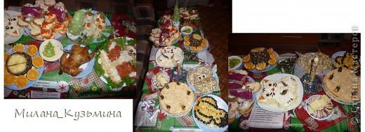 Спасибо мастерицам за идеи блюд к новогоднему столу!