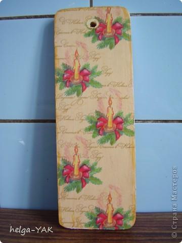 Эти разделочные доски декорированы моей сестрой и подарены мне фото 5