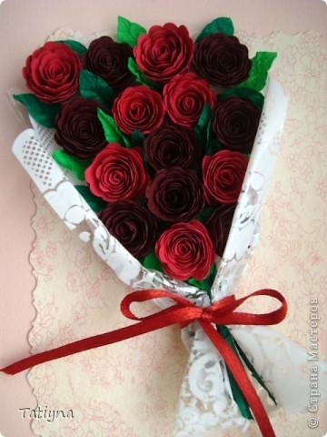 букет роз поближе фото 1