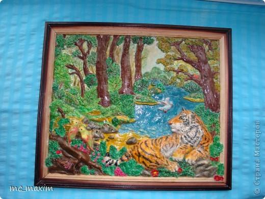 """Картина """"Тигр"""" фото 1"""