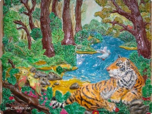 """Картина """"Тигр"""" фото 2"""