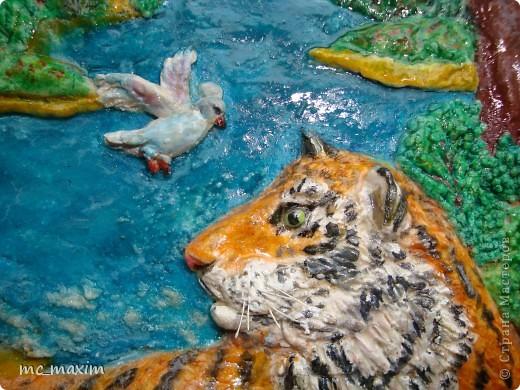 """Картина """"Тигр"""" фото 5"""