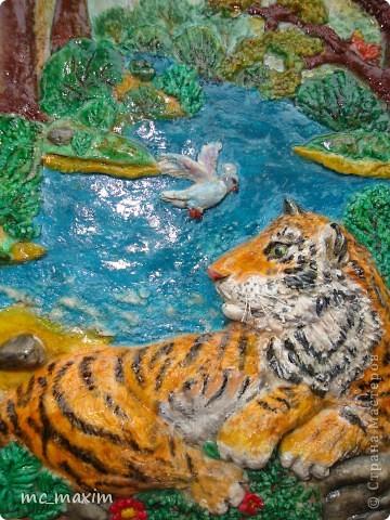 """Картина """"Тигр"""" фото 4"""