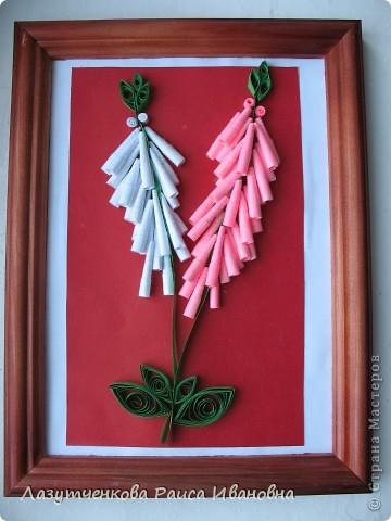 """Корзина с цветами. По книге Светланы Букиной """"Квиллинг: волшебство бумажных завитков"""" фото 20"""