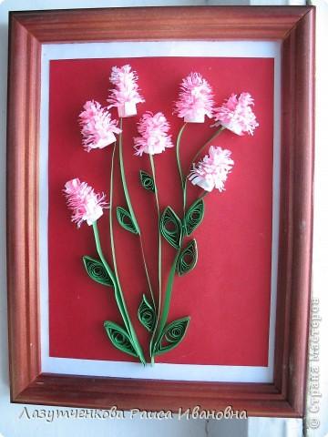 """Корзина с цветами. По книге Светланы Букиной """"Квиллинг: волшебство бумажных завитков"""" фото 23"""