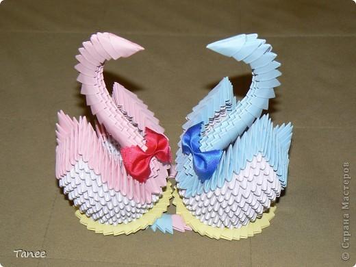 Мои Лебеди. Подарок друзьям на свадьбу. Спасибо мастер-классам Татьяны Просняковой и iv.olga