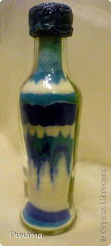 Вот мои насыпушки из цветной соли Спасибо большое Мастер-классу Kukushechka по соли http://stranamasterov.ru/node/45983?tid=451  фото 8