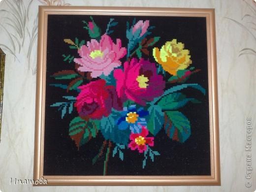 цветы 42х42 фото 1