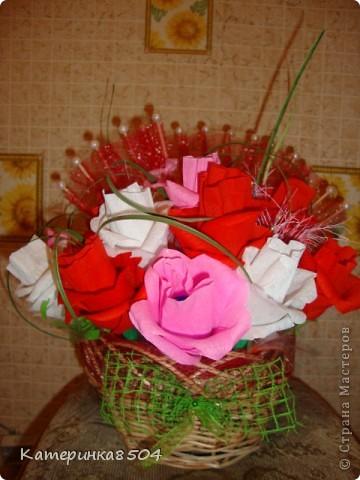 Оцените мой букетик!!))) фото 1