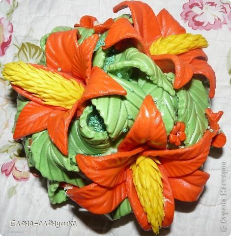Ещё один  загадочный цветок фото 2