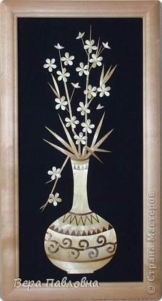 Ромашки в высокой вазе фото 3