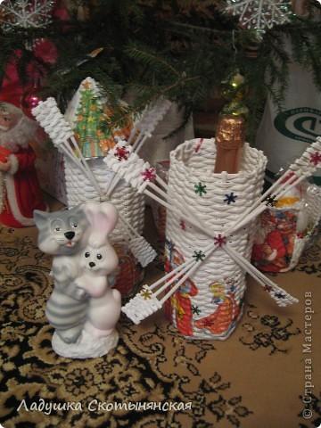 Мельница к Новому году фото 2