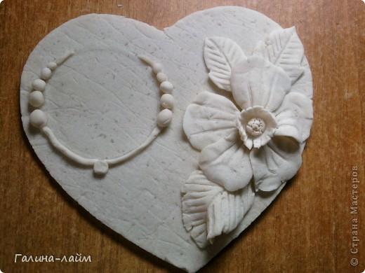Сердечки можно использовать как подсвечник для свечи-таблетки ( у меня ее нет) или как мини-фоторамку. фото 3