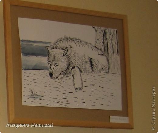 Новогодний вернисаж- выставка работ учеников художественной школы фото 4