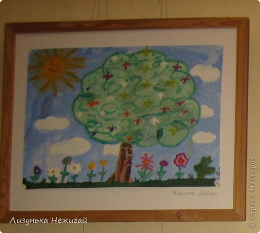Новогодний вернисаж- выставка работ учеников художественной школы фото 6