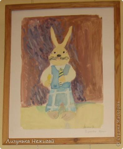 Новогодний вернисаж- выставка работ учеников художественной школы фото 7