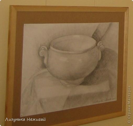 Новогодний вернисаж- выставка работ учеников художественной школы фото 21