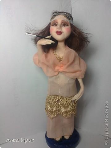 Хочу представить вам  еще одну мою куколку. фото 1