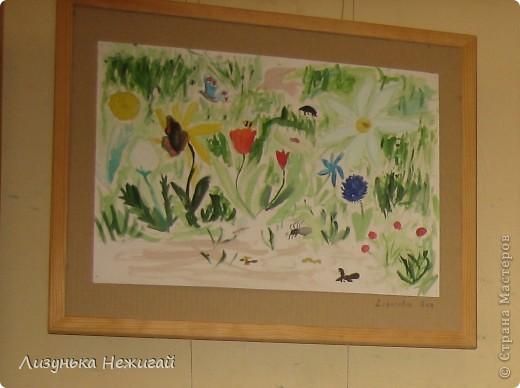Новогодний вернисаж- выставка работ учеников художественной школы фото 2