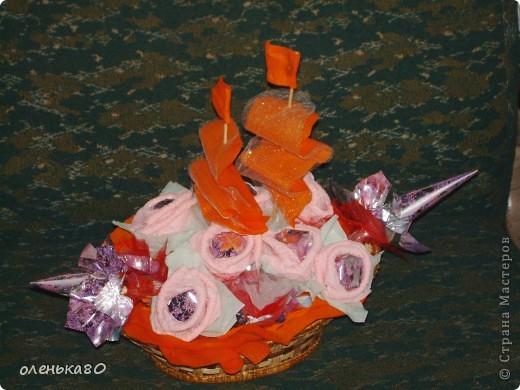 оранжевые паруса