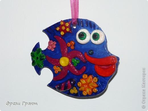 Рыба подводных глубин...