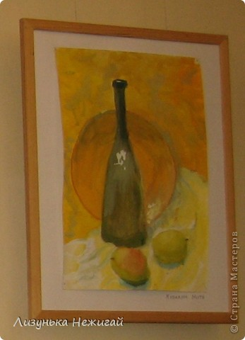 Новогодний вернисаж- выставка работ учеников художественной школы фото 38